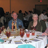 Dallas Chapter sits together at the banquet