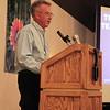 Conference speaker, Bill Lindemann.