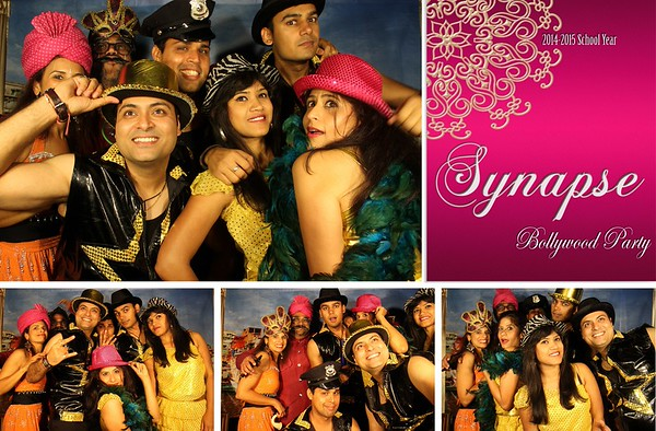 Synapse Bollywood Party 6.6.15 Photo Strips