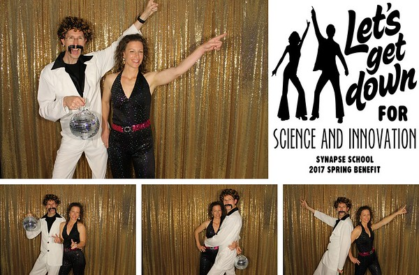 Synapse Spring Benefit - 3.25.17 - Photo Strips