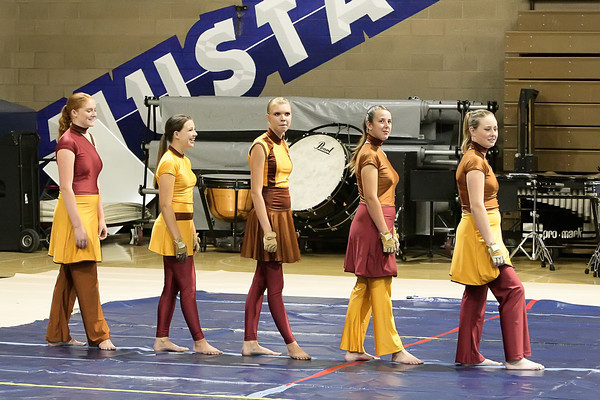 Color Guard - Musical Showcase