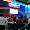 More Synopsys booth crowds