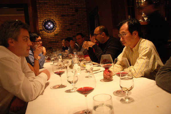AMSG Mgr. dinner, Nov. 6, 2008