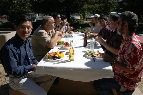 AMSG Picnic October 2009