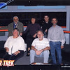 The AMSG Pubs team visits the bridge of the original Enterprise (that's NCC-1701, for you Trekkies).
