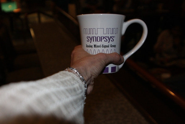 Synopsys CAE and Pubs Mug Night