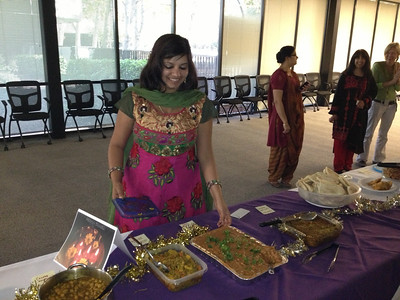 Synopsys Diwali Lunch, November 12, 2012