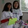 Yasmin Patel and Caroline Chu