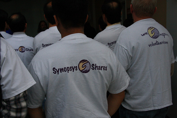 Synopsys Holiday Toy Sort Dec 16, 2010
