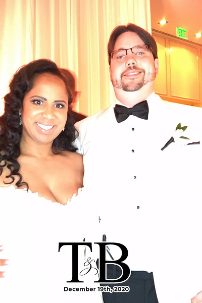 Theresa & Brian's Wedding Roaming