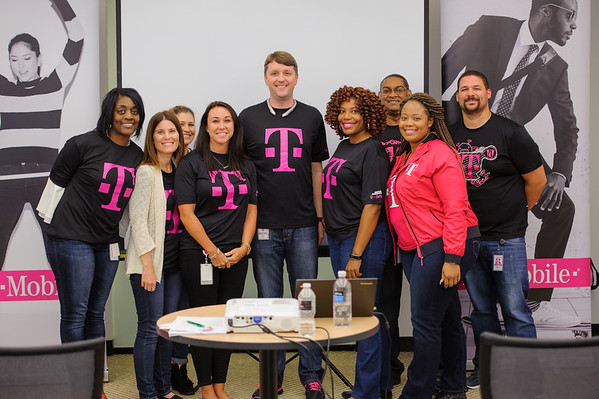 T-Mobile Career Fair