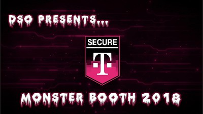 VIDEO - DSO's Monster Booth 2018