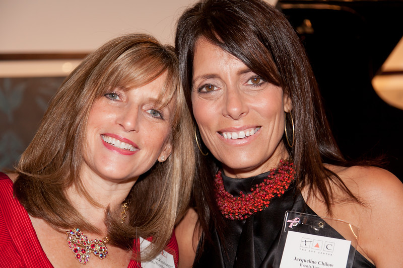 The Art Center's  2011 Red Hot Gala