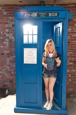 Art of the TARDIS Craft Faire