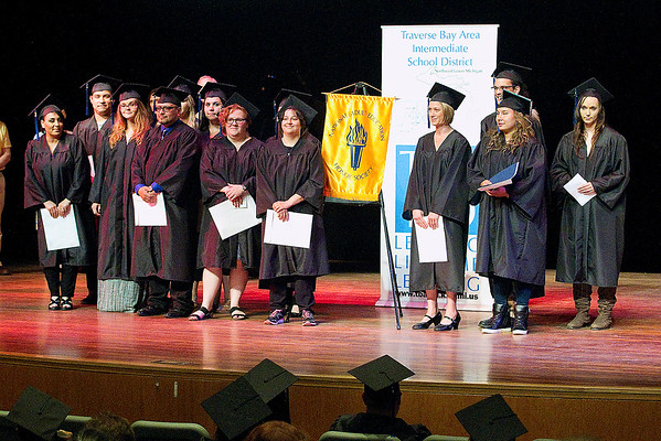ADULT ED UCATION COMMENCEMENT