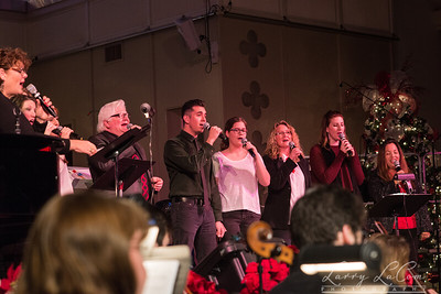Christmas concert at The Bridge Bible Fellowship