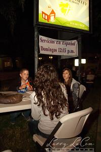 The Bridge Bible Fellowship Spring Concert and Sidewalk Dinner/Refreshments