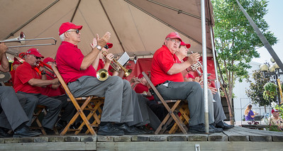 """Upper Brass adds some hand-claps for """"Hey Cheer"""""""