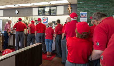 Kewpee's square burgers, Frosty-like shakes, etc. inspired Dave Thomas in pre-Wendy's days when he stopped in during a business trip