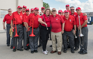 TBDBITL and Mr. Harry Shutt, our sponsor and friend