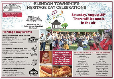 Blendon Township Poster 2018