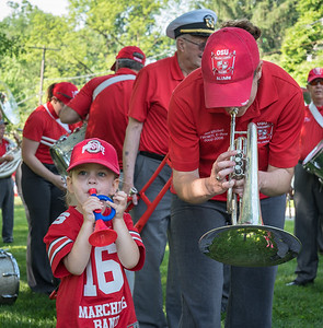 Mellophone in training