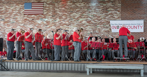 """Al Sweet's """"The Sweet Horn Rag"""", featuring our eight Horns"""