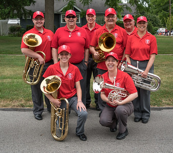 Awesome Baritone section!