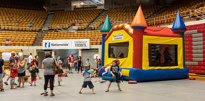 Family Fun events in SJA