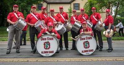 Nice drum line!