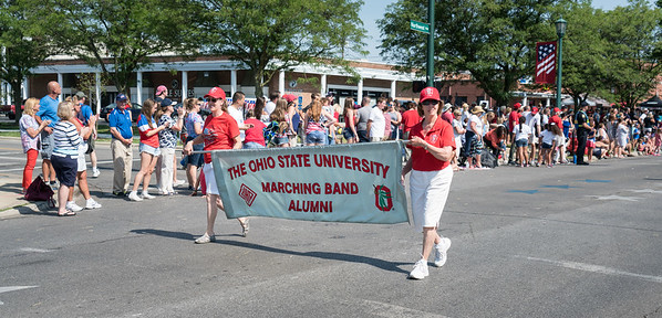 Betsy and Judy lead the band across Zollinger & Northwest