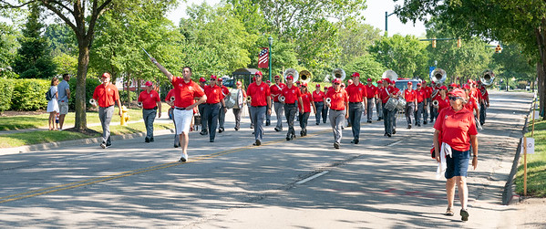 Always the final parade unit, and always a hit!