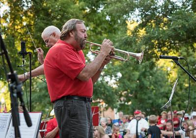 John Harner - Trumpet solo