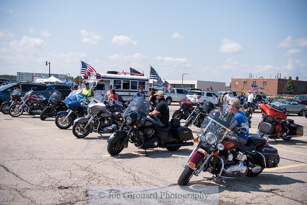 Thin Blue Line Rolling Rally