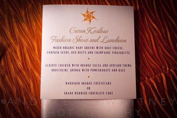 Reception & Luncheon