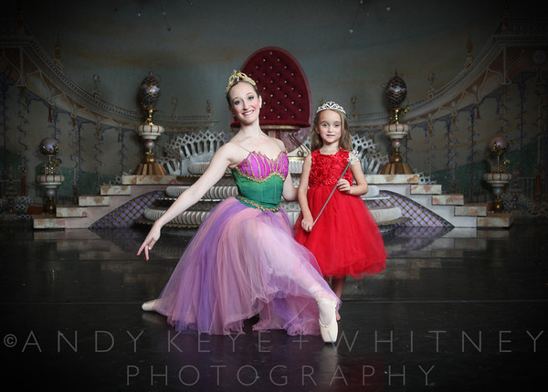 Clara's Dance - 15 Dec 2013 - Bass Hall