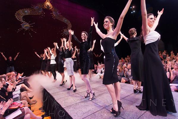 Caren Koslow Fashion Show - 6 Dec 2012 - Bass Hall