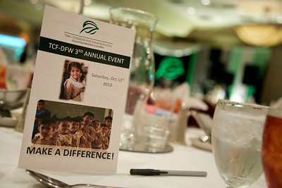TCF-DFW 3rd Annual Event