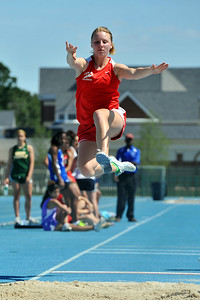 2012 TCIS Outdoor Track & Field Championships