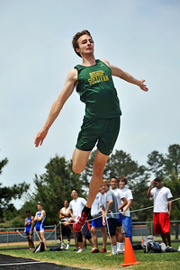 2011 TCIS Outdoor Track & Field Championships
