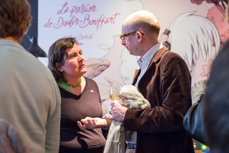 the Change Leaders in Paris