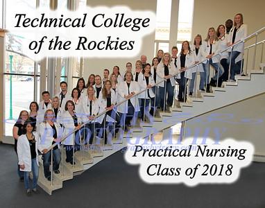 TCR Graduating Class of 2018