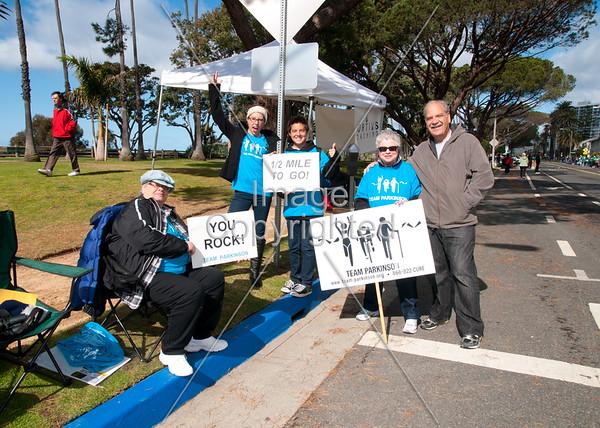 2012 - LA Marathon