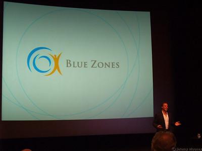 Dan Buettner - Blue Zones