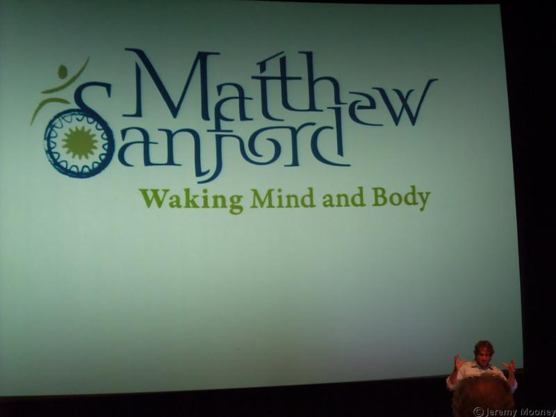 Matthew Sanford - Waking Mind and Body