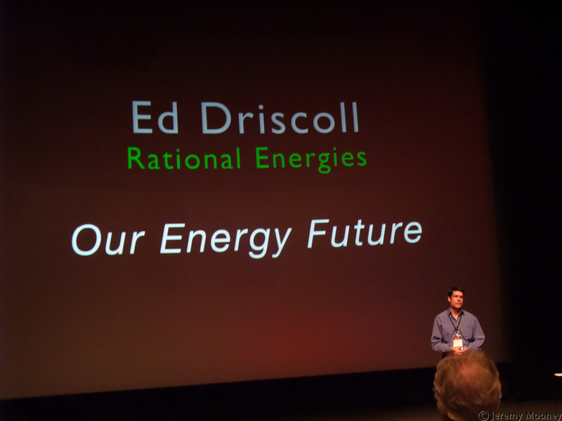 Ed Driscoll - Our Energy Future