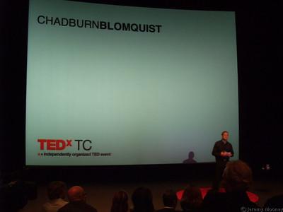 Chadburn Blomquist - Event intro