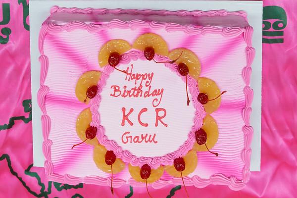 KCR Birthday Celebrations 2018