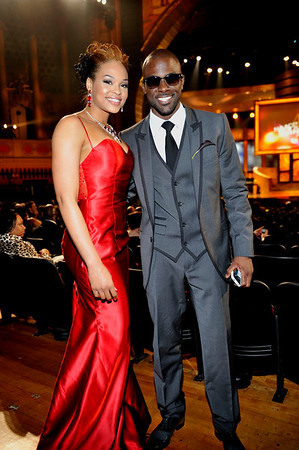 "The 42nd NAACP IMAGE AWARDS ""Affirming America's Promise""SHOW  was held at the Shrine Auditorium on March 4, 2011 Lance Gross Valerie Goodloe"