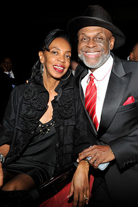 """The 42nd NAACP IMAGE AWARDS """"Affirming America's Promise""""SHOW  was held at the Shrine Brooks Colyar.& Michael Colyar Valerie Goodloe"""